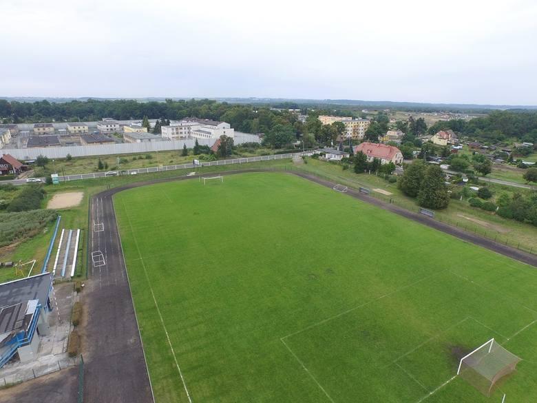 Stadion Zawiszy w Potulicach