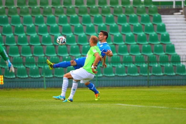 Lech Poznań pokonał Lechię Gdańsk 3:0