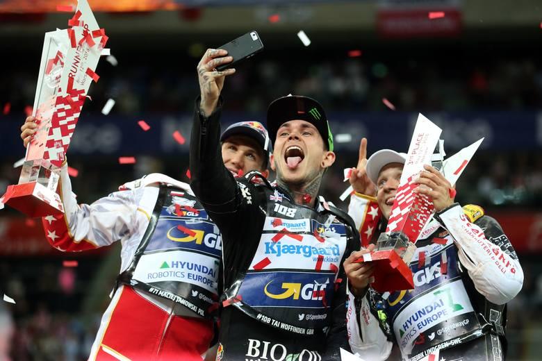 Tai Woffinden wygrał Grand Prix Polski w Warszawie, pierwszą rundę tegorocznych indywidualnych mistrzostw świata na żużlu. W wielkim finale zawodów pokonał