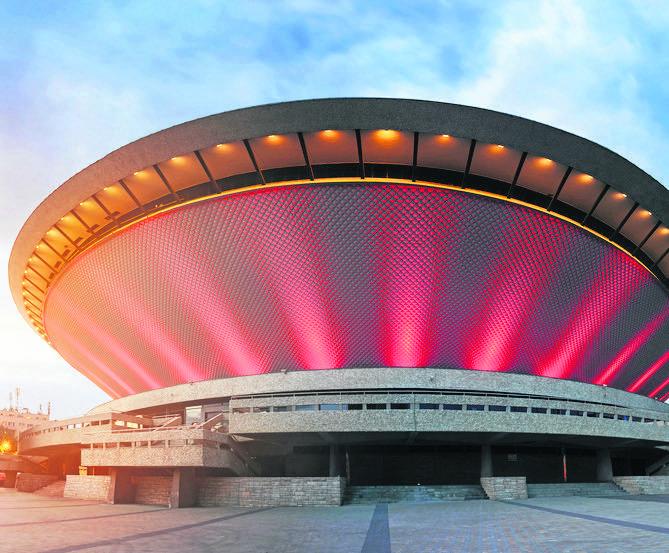 Konieczny: Spodek to ikona, ale dobra architektura jest nie tylko w Katowicach