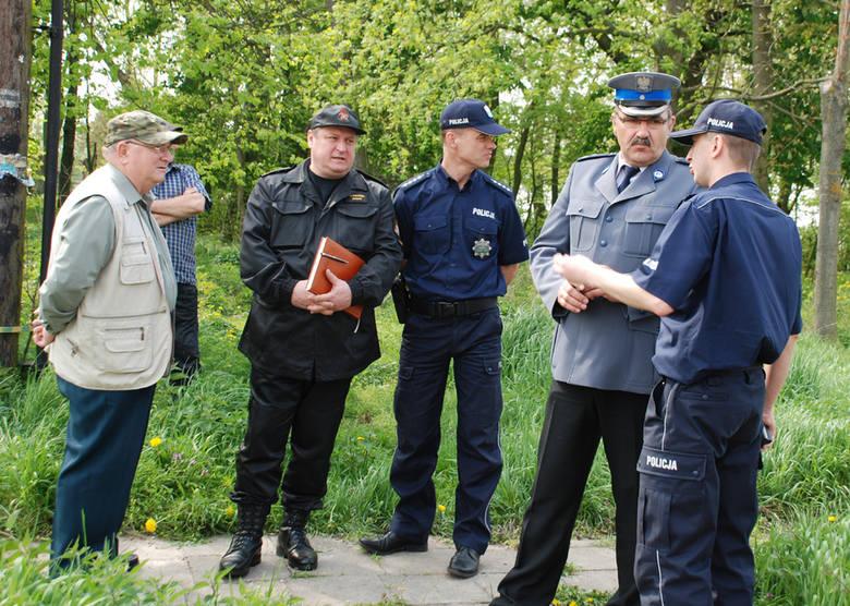 Radziejów Ćwiczenia strażaków zawodowych i jednostek OSP