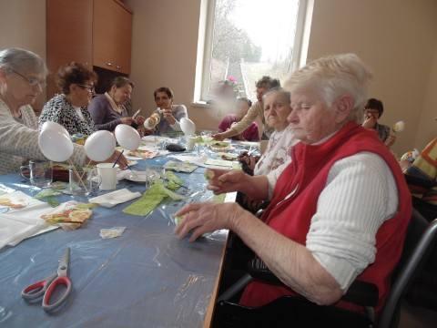Seniorzy upominają się o inwestycje przeznaczone specjalnie dla nich, jak domy dziennego pobytu