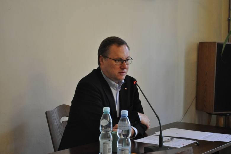 """""""Gdzie podziały się nasze pieniądze?"""" - senator Bierecki na spotkaniu AKO w Łodzi"""
