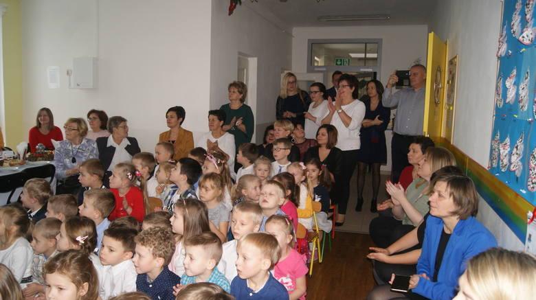 Jasełka w Przedszkolu nr 1 w Skierniewicach [ZDJĘCIA]