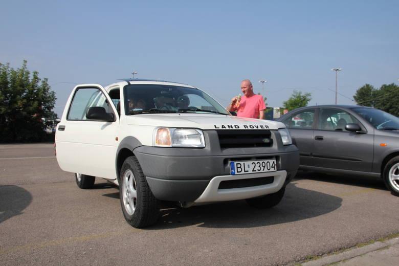 Land Rover Freelander, 1998 r., 2,0 D, klimatyzacja, elektryczne szyby, centralny zamek, autoalarm, napęd 4x4, 10 tys. zł