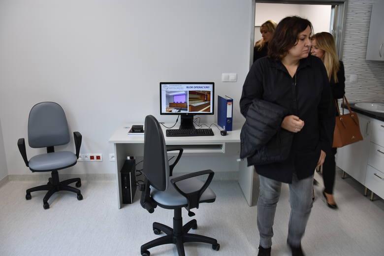 Otwarcie nowego bloku operacyjnego w Szpitalu Miejskim w Sosnowcu