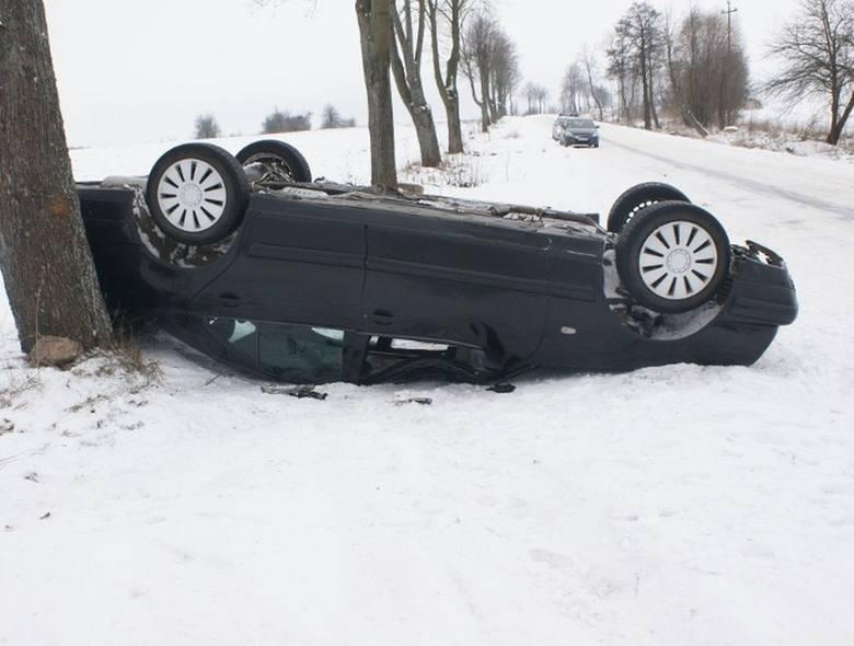 Sidra - Makowlany wypadek (zdjęcia)
