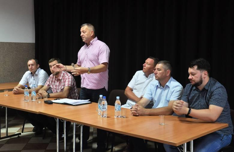 Spotkanie odbyło się 12 sierpnia