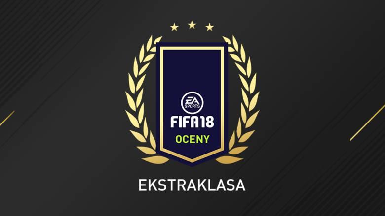 Polska premiera gry FIFA 18 już w najbliższy piątek. Jesteście ciekawi, jak pozmieniały się noty zawodników występujących w rodzimej Ekstraklasie? Przed