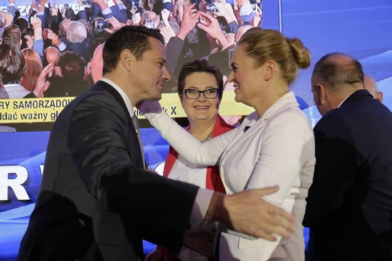 Warszawa WYNIKI WYBORÓW 2018 Kto wygrał w Warszawie? Rafał Trzaskowski będzie prezydentem! Wygrywa w pierwszej turze
