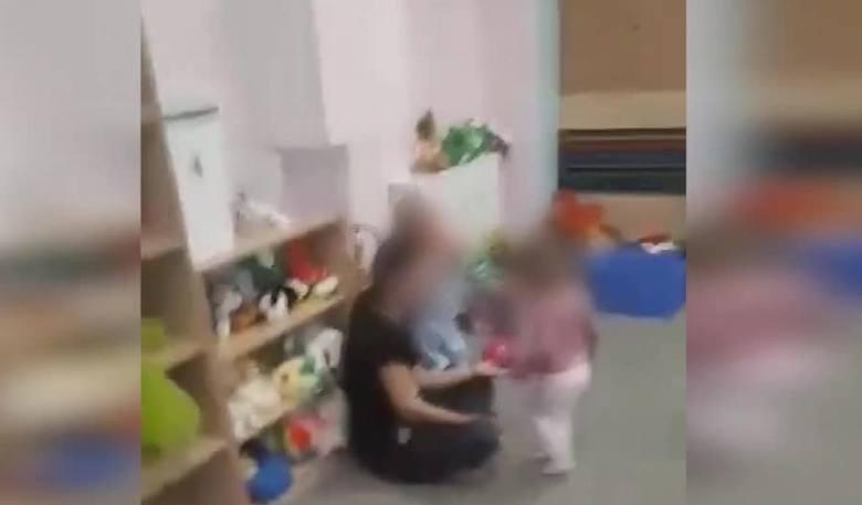 Krzyki, wyzwiska, szarpanie, karmienie na siłę czy zamykanie w ciemnym pomieszczeniu - tego przez kilka miesięcy doświadczać miały dzieci w prywatnym