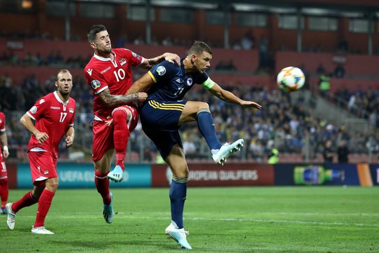 Reprezentacja Bośni i Hercegowiny wydaję się być najmocniejszym kandydatem do udziału w Euro 2020. Polacy, Hiszpanie i Szwedzi czekają na ostatniego