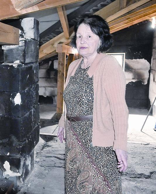 - Nigdy nie przypuszczałam, że ubezpieczyciele i banki mogą być tak nieludzkie - mówi załamana Krystyna Marmajewska