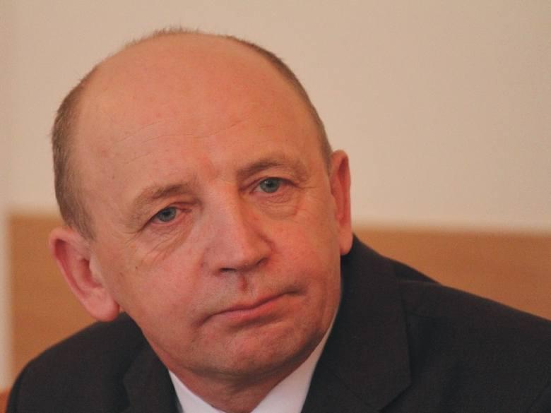 Starosta jarosławski Jerzy Batycki z zadowoleniem przyjął pozytywny dla siebie wynik głosowania.