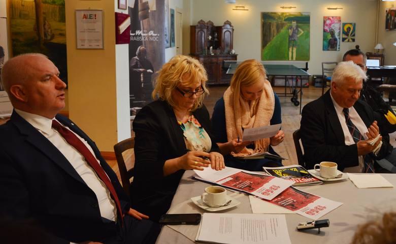 Spotkanie komitu organizacyjnego obchodów rocznicy Wydarzeń Zielonogórskich