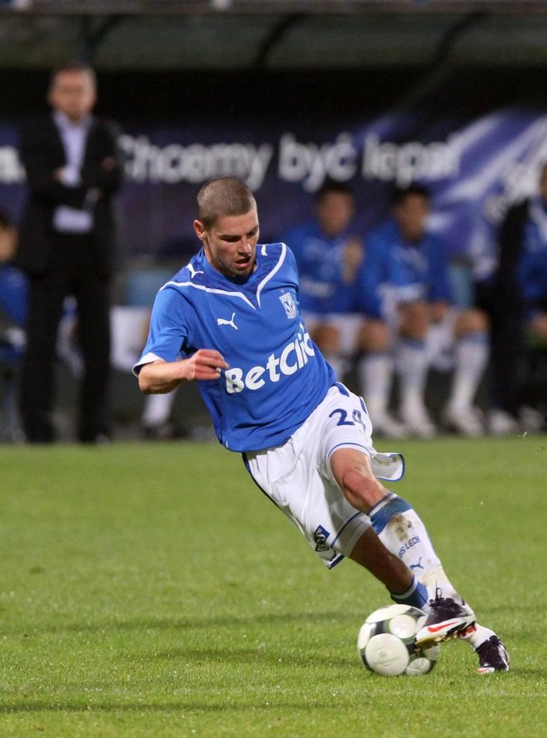 KRZYSZTOF CHRAPEK - LKS JAWISZOWICENapastnik, który w ekstraklasie grał w Lechu Poznań i Podbeskidziu, od początku 2019 r. jest zawodnikiem LKS Jawi