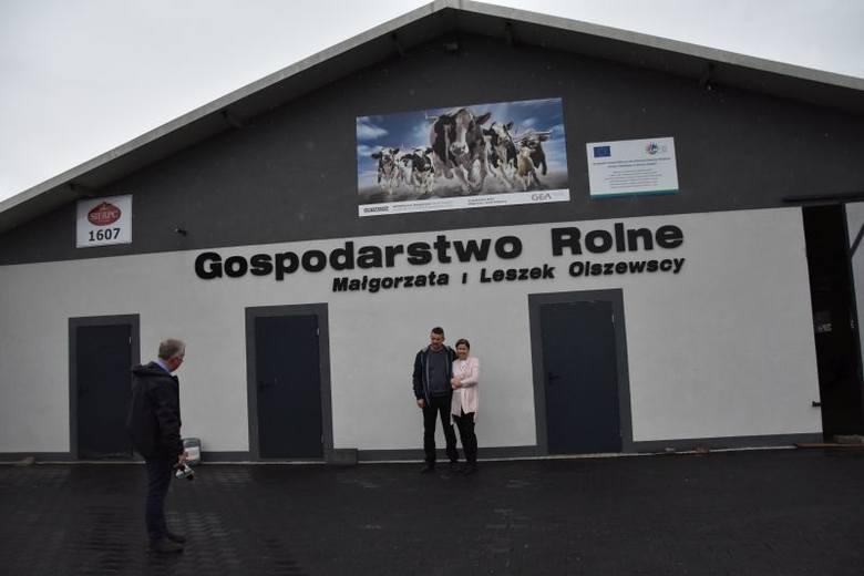 Małgorzata i Leszek Olszewscy z miejscowości Białowieżyn, koło Lipna, postawili na produkcję mleka i nie żałują. Tym bardziej, że wreszcie nad tym, co