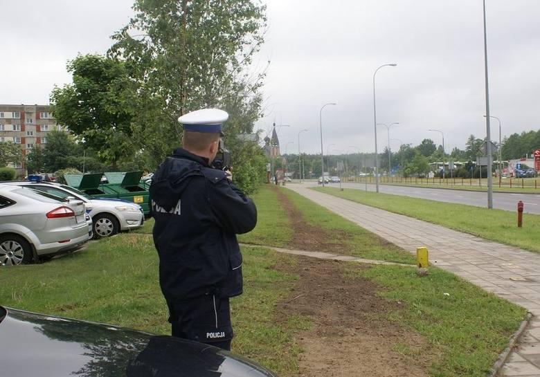 Akcja podlaskiej policji
