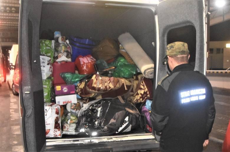 Próbę wywozu na Ukrainę czterech kradzionych motocykli, podczas kontroli na przejściu granicznym w Medyce, ujawnili strażnicy graniczni. Kilka dni temu