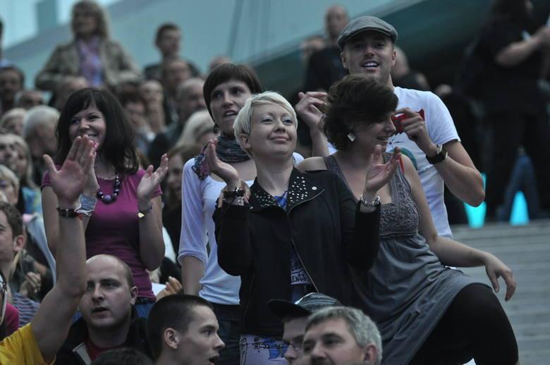 Opole 2012: Kora i Debiuty, Kult, Premiery, Superjedynki i kabareton