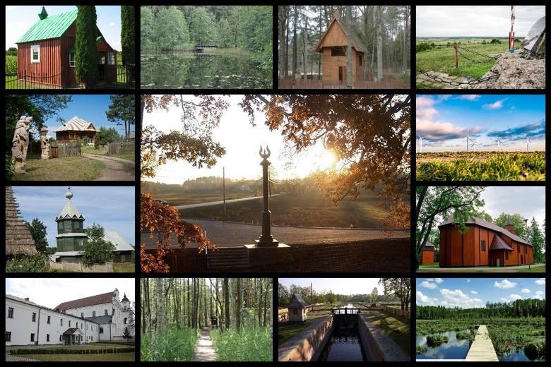 Jeżeli chcesz zwiedzić Podlasie i nie ograniczać się do najpopularniejszych atrakcji wymienionych w każdym przewodniku turystycznym, ta lista jest dla