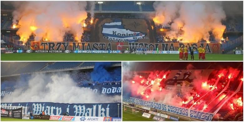 Pod koniec maja do gry wraca piłkarska Ekstraklasa, a w tym zawodnicy Lecha Poznań. Na razie jednak mecze będą odbywały się bez udziału publiczności.