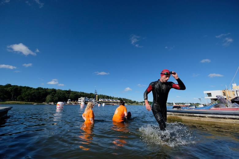 Super League Triathlon Poznań 2018