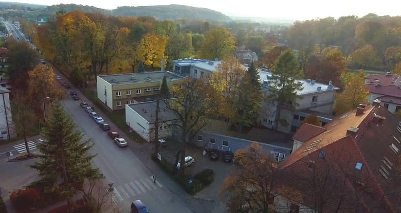 Rozpoczyna się modernizacja w Ośrodku Rehabilitacji Narządu Ruchu w Krzeszowicach. Trwa projektowanie nowych obiektów