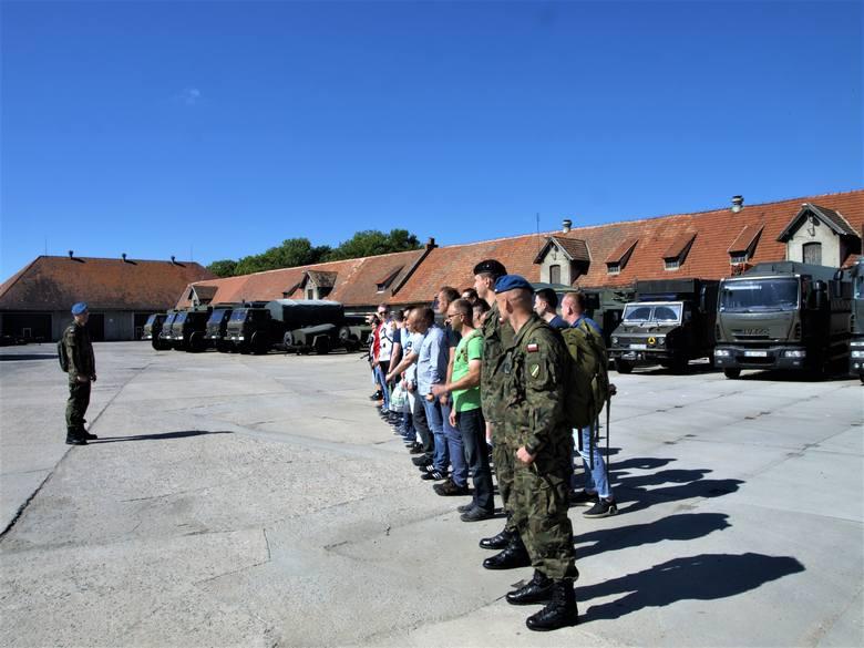 Przyszli terytorialsi po raz kolejny zapoznają się z batalionami