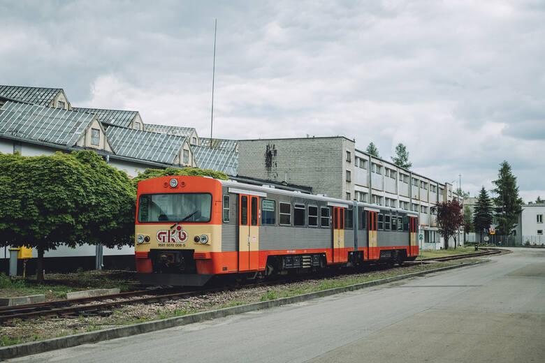 """Fabryka Lokomotyw """"Fablok"""" w Chrzanowie"""
