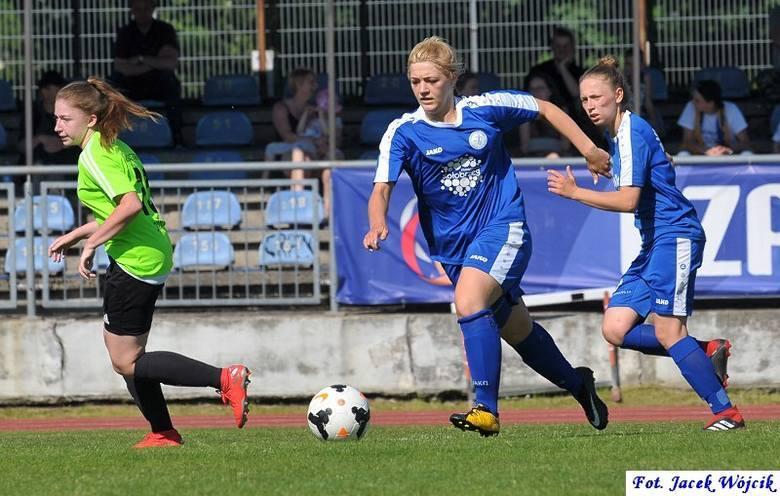 I liga kobiet: Praga Warszawa - AP Kotwica Kołobrzeg 5:0