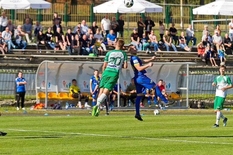 Remisem 2:2 zakończył się mecz pomiędzy Geo-Eko Wiki Ekoball Stal Sanok i Izolatorem Boguchwała.
