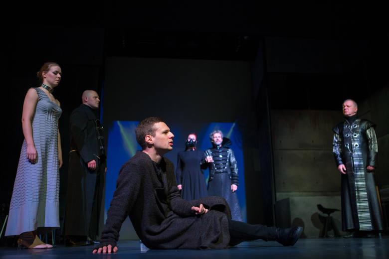 Hamlet na deskach Solskiego już w niedzielę