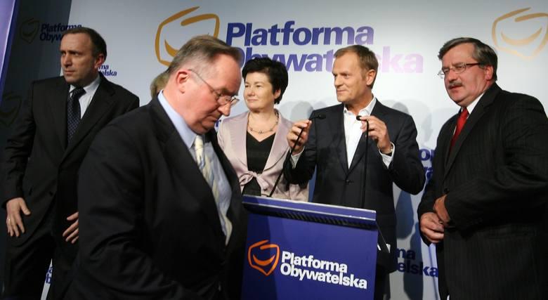 Czy Jacek Saryusz-Wolski stał się kontrkandydatem Donalda Tuska?