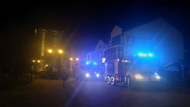 Sławieńscy strażacy poinformowali, że nie udało się ustalić jaką substancję rozpylono w restauracji przy ul. Jedności Narodowej w Sławnie. Przypomnijmy,