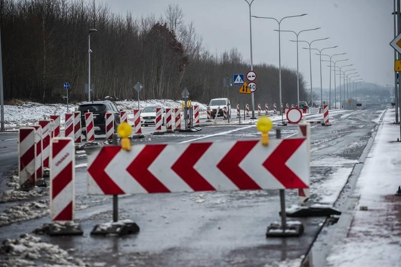 Ulica Władysława IV w Koszalinie ma być lada dzień wreszcie cała otwarta dla ruchu