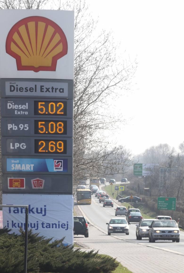 Takie ceny paliw wkrótce nie będą dziwić.