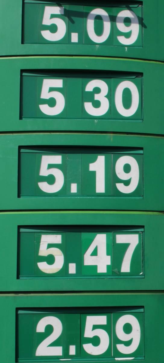 Czekają nas dalsze podwyżki cen paliw.