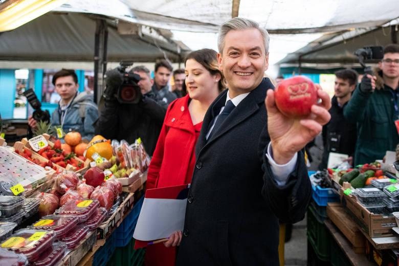 W piątek, 21 lutego Wielkopolskę odwiedził Robert Biedroń, kandydat Lewicy na prezydenta. W Poznaniu spotkał się z dziennikarzami, sympatykami i działaczami.