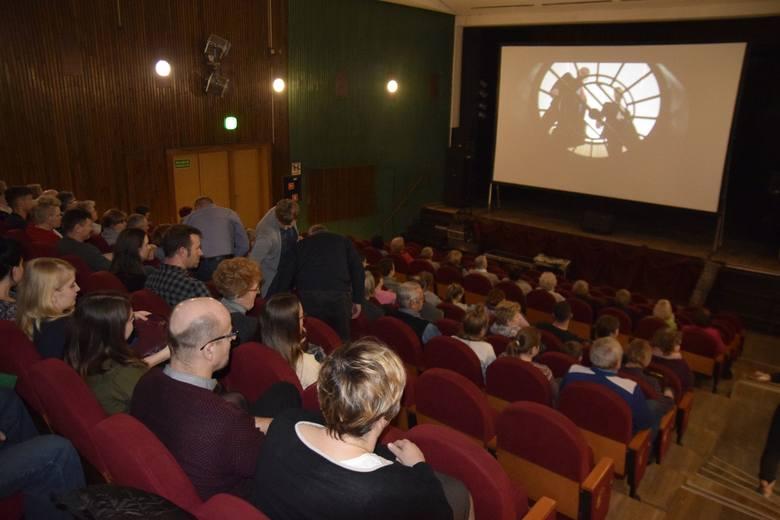 """W poniedziałek, 11 lutego, odbyły się dwa seanse kina w Opatowie. Wyświetlano je w Opatowskim Ośrodku Kultury. Pierwszy film to """"Misz Masz czyli"""