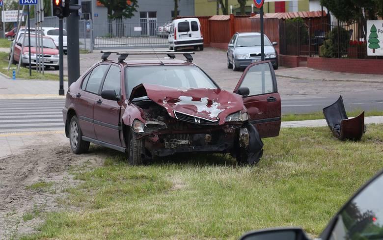 Siedem osób rannych w wypadkach