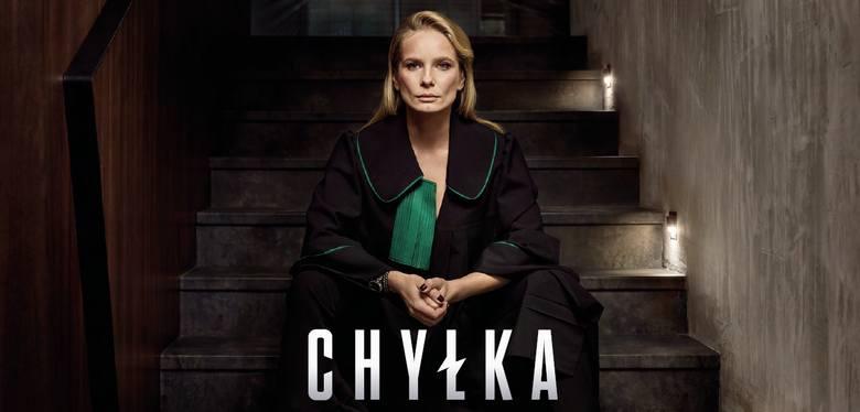 Chyłka dzięki serialowi już na zawsze będzie miała twarz Magdaleny Cieleckiej, grającej tytułową rolę. To bezkompromisowa prawniczka, która lepiej sobie