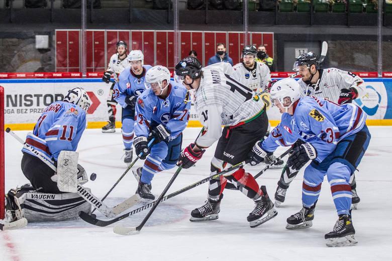 GKS Tychy wygrał sezon zasadniczy PHL. Podsumowanie 35. i 36. kolejki Polskiej Hokej Ligi