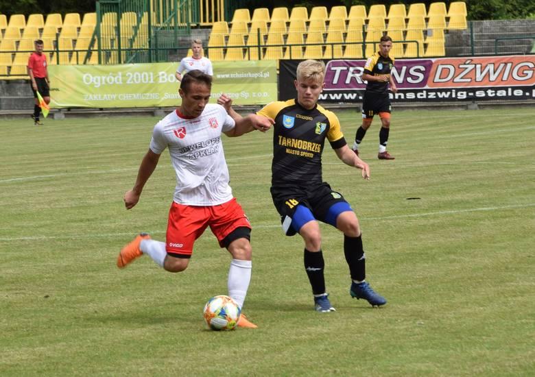 Podczas obozu w Rytrze piłkarze Resovii zagrają dziś jeden sparing, z 2-ligowym słowackim zespołem ŠK Odeva Lipany.