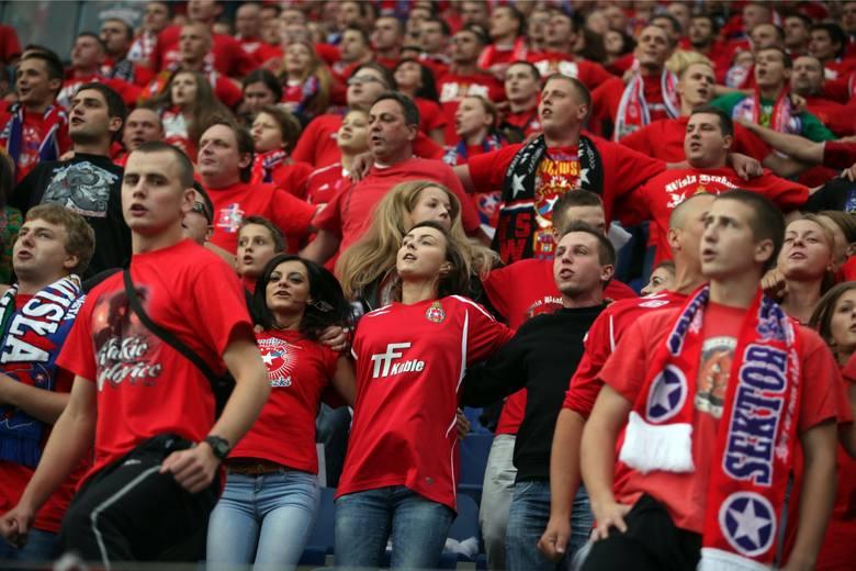 21.09.2014: Wisła - Legia Warszawa