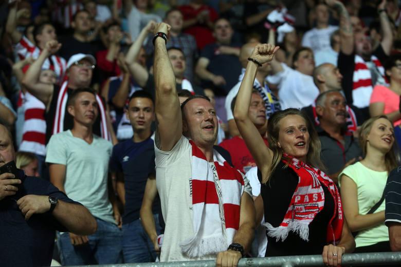 5.08.2016: Cracovia - Wisła