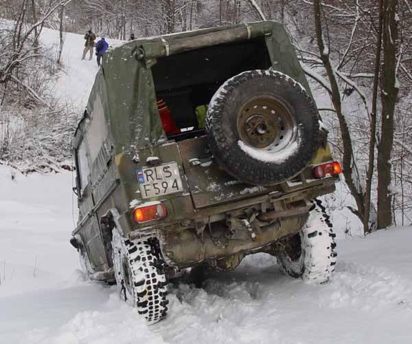 Zimowy wypad w BieszczadyBieszczady zimą oferują wiele atrakcji i niezapomnianych doznan.