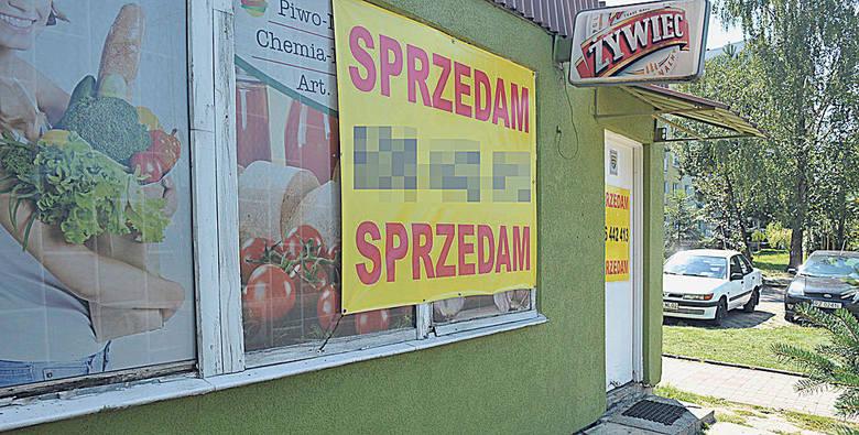 Według danych Urzędu Statystycznego w Rzeszowie w 2014 r. na Podkarpaciu funkcjonowało ok. 15 tys. sklepów detalicznych. Ile z nich funkcjonuje dziś?