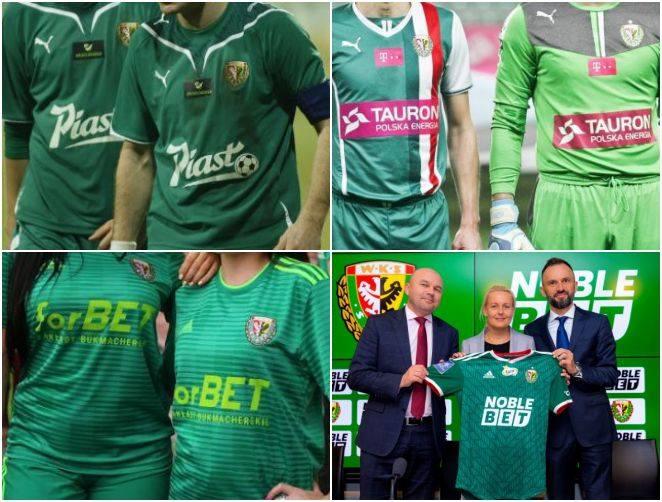 We wtorek Śląsk Wrocław ujawnił nazwę głównego sponsora, który będzie promował się na froncie koszulek piłkarzy WKS-u. Przy tej okazji postanowiliśmy