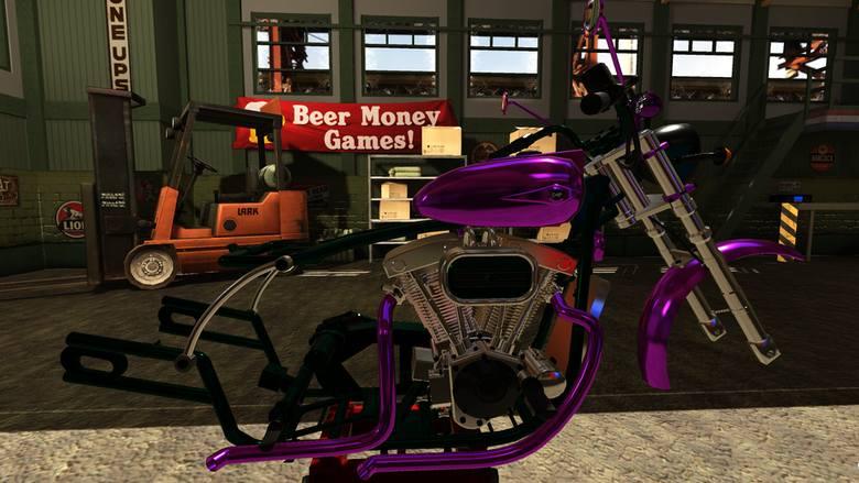 Motorbike Garage Mechanic SimulatorMotorbike Garage Mechanic Simulator
